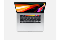 16-inch MacBook Pro with Touch Bar: 2.6GHz 6-core 9th-generation IntelCorei7 processor, 512GB - Silver