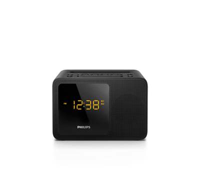 Phillips clock radio   usb charge