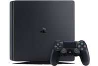 PlayStation 4 1TB Jet Black Console