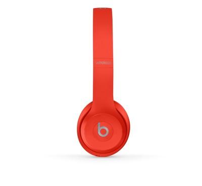 Beats solo3 wireless headphones   red %284%29
