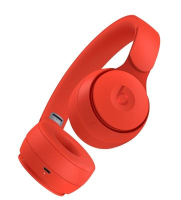 Beats solo pro more matte collection   red %283%29