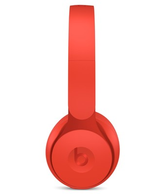 Beats solo pro more matte collection   red %285%29