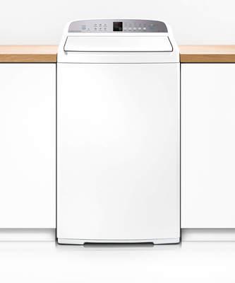 Fsher   paykel top loader washing machine  7.5kg washsmart%e2%84%a2 eco 3
