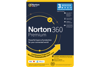 Norton 360 Premium 100GB 3 DEVICE 12 MONTH