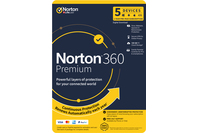 Norton 360 Premium 100GB 5 DEVICE 12 MONTH