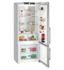Liebherr 413l bottom mount fridge freezer