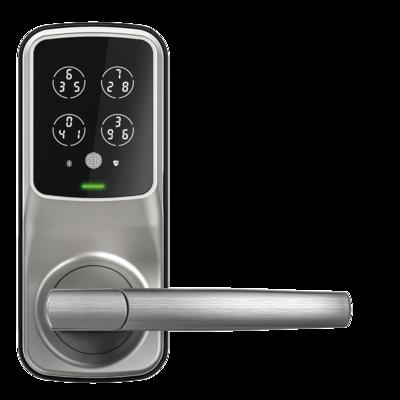 Lockly Secure Plus Latch Lock - Fingerprint, BT, Passcode Patent SN