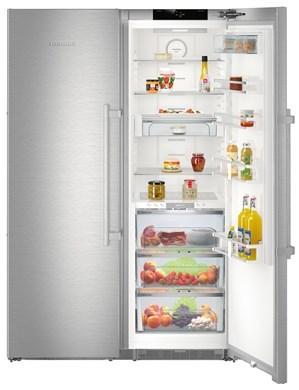 Liebherr 629l side by side fridge freezer %283%29