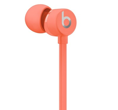 Urbeats3 earphones with lightning connector   coral %281%29