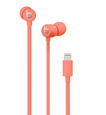 urBeats3 Earphones with lightning connector - coral