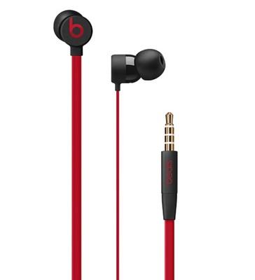 Beats Urbeats 3.5mm - defiant black/red