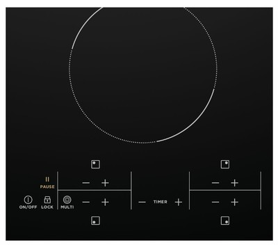 Westinghouse 60cm 4 zone ceramic cooktop %281%29