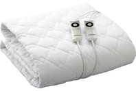 Sunbeam King Quilted Electric Blanket