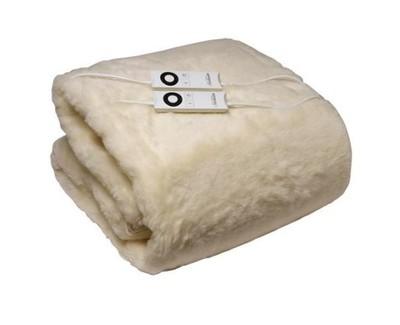 Sunbeam King Wool Fleece Electric Blanket