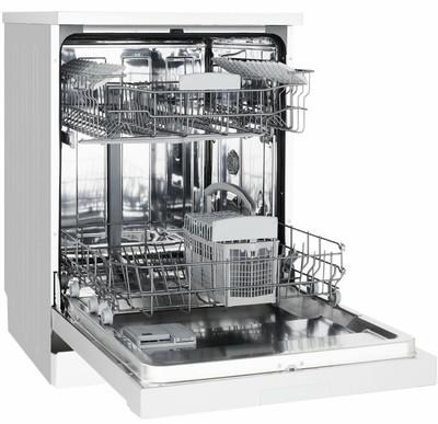 Westinghouse 60cm freestanding dishwasher  white2 %284%29