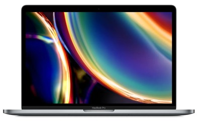 Apple 13 macbook pro touch    space grey %282%29