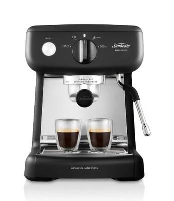 Sunbeam Mini Barista Espresso Coffee Machine - Black