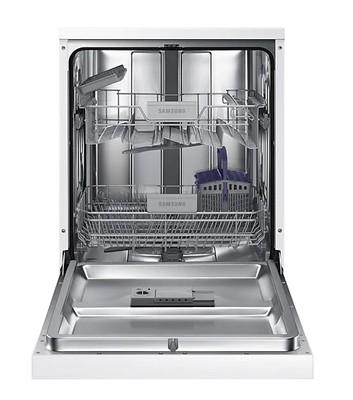 Samsung white freestanding dishwasher %287%29