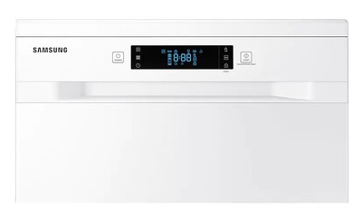Samsung white freestanding dishwasher %289%29