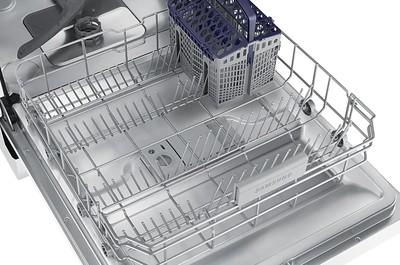 Samsung white freestanding dishwasher %2810%29