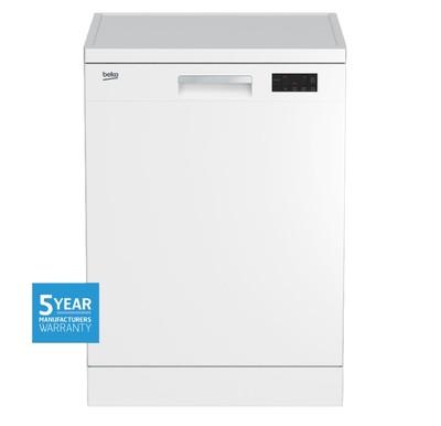 Beko White Freestanding Dishwasher