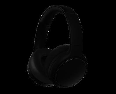 Panasonic M500 Wireless Bass Reactor Headphones - Black