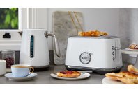 Breville Luxe Kettle & Toaster - Sea Salt