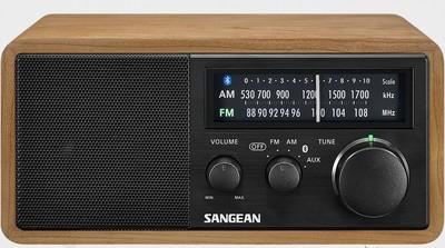 Sangean AM/FM/BT Analogue Tune Radio w/ Bluetooth - Walnut