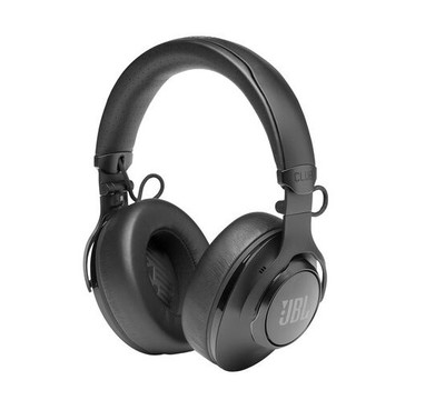 JBL Club 950 Noise Cancelling Wireless Headphones - Black