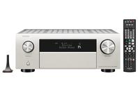 Denon Premium 9.2 channel AV Surround Receiver - Silver
