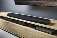 Denon Premium Soundbar with HEOS Built-in, Dolby TrueHD and Voice control