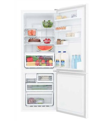 Westinghouse%c2%a0340l frost free bottom mount refrigerator 2
