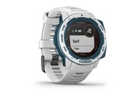 Garmin Instinct Solar - Surf Edition, Cloudbreak