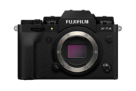 Fujifilm X-T4 Body Black + Fujifilm Xf55-200Mmf3.5-4.8 R Ois