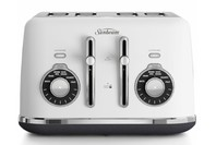 Sunbeam Alina Select Collection Toaster - White