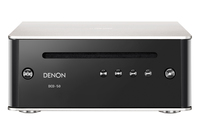 Denon CD Player high resolution 32-bit/192-kHz D/A conversion system