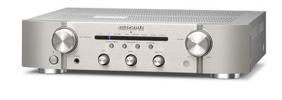 Marantz 2ch Integrated Amplifier with digital input - Silver/Gold