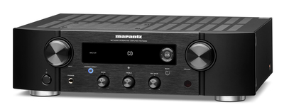 Marantz 2ch integrated stereo amplifier with heos built in   black   2