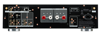 Marantz 2ch integrated stereo amplifier with heos built in   black   3