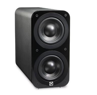 Q Acoustics Active Subwoofer - Black