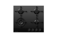 Fisher & Paykel Gas on Glass 60cm 4 Burner LPG Cooktop