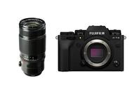 Fujifilm X-T4 Black + Fujifilm XF50-140mm F2.8 R LM OIS WR