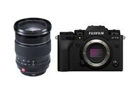 Fujifilm X-T4 Black + Fujifilm XF16-55mm F2.8 R LM WR