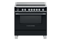 Fisher & Paykel Freestanding Cooker, Induction, 90cm, 5 Zones with SmartZone, Self-cleaning