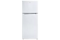 Haier 450L Top Mount Refrigerator Freezer - White