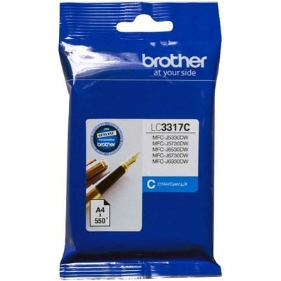 Brother LC3317-C Cyan Ink Cartridge