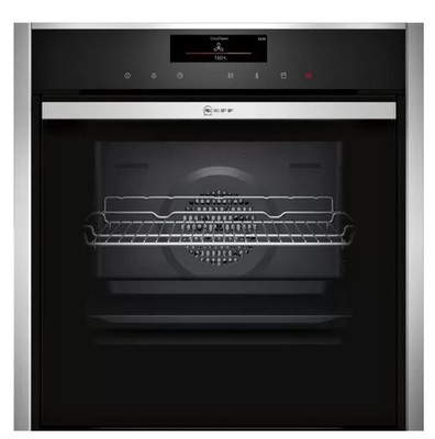 NEFF 60cm Slide & Hide Oven with Full Steam & 18 Functions