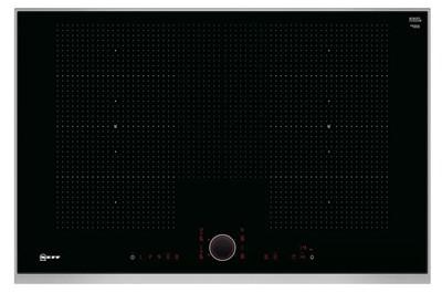 NEFF 80cm N90 Flex Induction Cooktop - Black