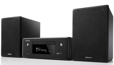 Denon CD Receiver HEOS - Black