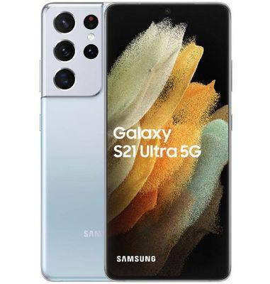 Samsung Galaxy S21 Ultra 256GB - Phantom Silver